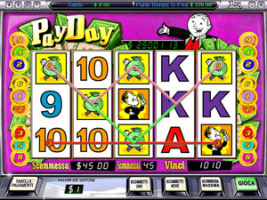 Gioca subito a Pay Day Slot machine